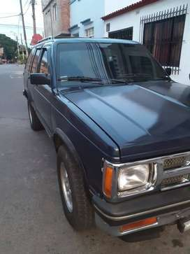 Chevrolet blazer modelo 1993 color azul