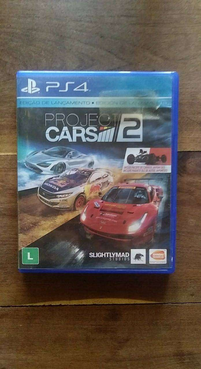 Project Cars 2 0