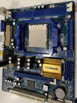 Board n68 socket am3+ y am3