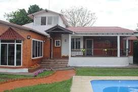 Hermosa casa campestre con piscina privada