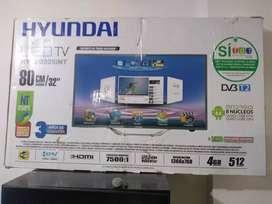 Vendo televisor LED de  32 súper bueno y economico