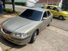 Mazda 626 nuevo milenio automatico