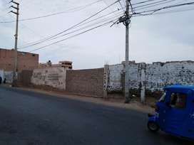 Vendo Terreno en Huacho