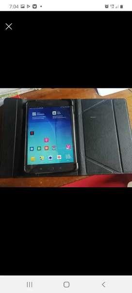 Vendo o cambio tab A  Samsung