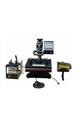 Máquina sublimadora 4en1 + impresora