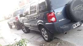 VENDOO ecoesport modelo 2012gnc titular