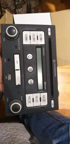 Radio vw jetta original Negociable
