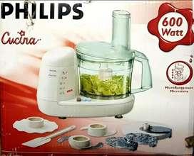 Procesadora Philips cucina 600 watt