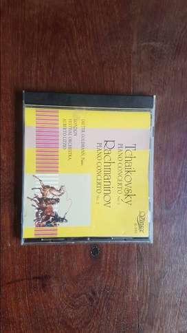 CD DE TCHAIKOVSKY RACHMANINOV