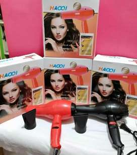 Secadora para todo tipo de cabello