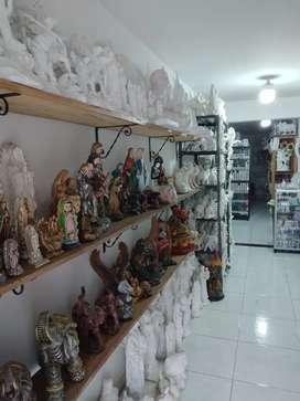 Figuras en yeso cerámica y marmolina