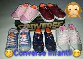 converse infantil