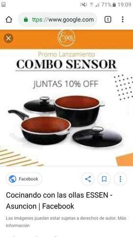 Vendo Set Sensor Essen Nuevos
