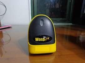 Lector código de barras inalámbrico marca Wasp