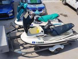 Oferta Motos de agua moto Acuática incluye carreta