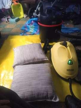 Lavado y desinfección de Muebles y Alfombras
