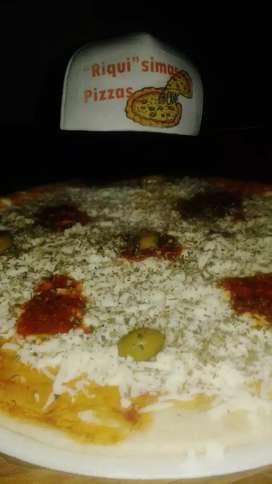 Vendo pizza pre listas