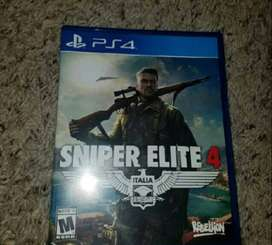 The Elite sniper