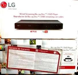 Vendo Blu Ray Marca LG
