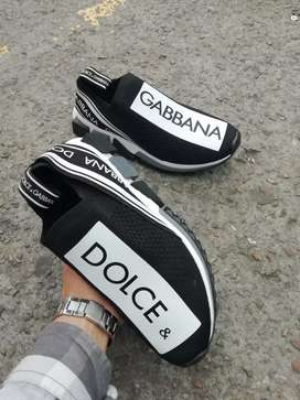 Zapatillas Dolce Y Gabbana Todas Las Tallas Disponibles