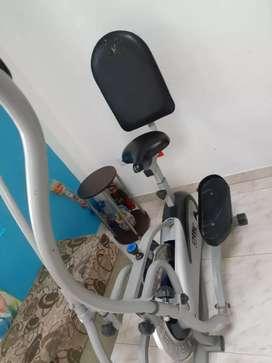 Se vende cicla eliptica