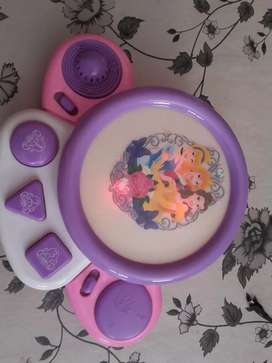 Princesa tambor