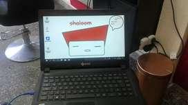 Vendo notebook exo smart x2  usada en excelente estado