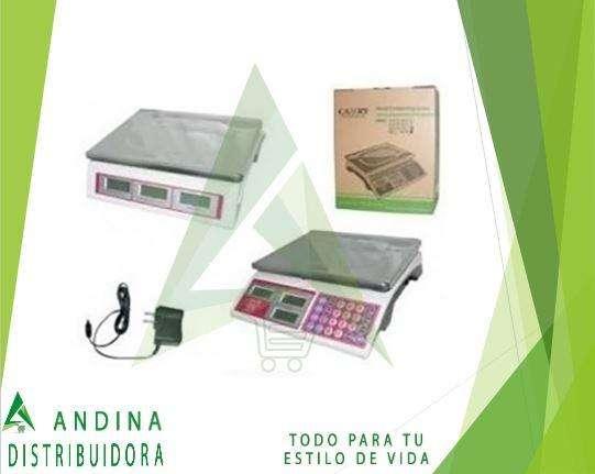 Balanza Digital Camry 30 Kg 66 Lb Incluye Plan de Asistencia 6/1 0