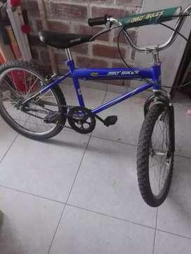 Vendo Bicicleta 360 Bikes