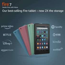 Tablet Amazon Fire Hd 7- 16 Gb Black friday