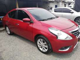 Nissan Versa Advance 1.6 Full Equipo