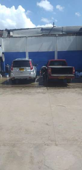 Lavadores de carros