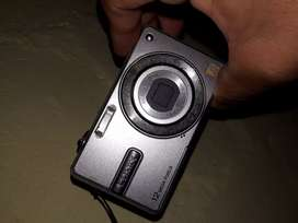 Vendo cámara Panasonic Lumix. Por lo que me den