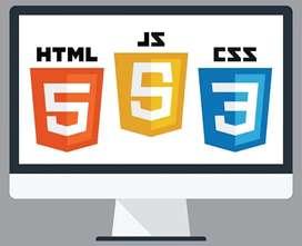 Tutorias online en HTML5, CSS3 y JavaScript
