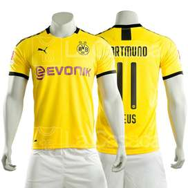Camiseta Original Borussia Dortmund 19-20 Marco Reus Puma futbol