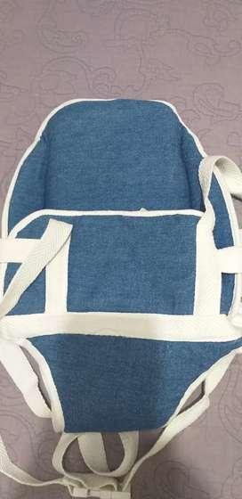 Porta Bebe mochila, Mimo usado
