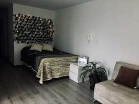 Bonita mini suite en Ficoa con la mejor vista de la ciudad para pasar la noche con tu pareja