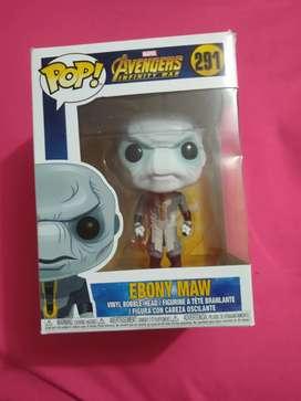 Funko Pop Ebony Maw 291 Avengers