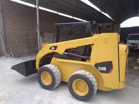 Vendo minicargador marca Caterpillar modelo 236B año 2009 de importación
