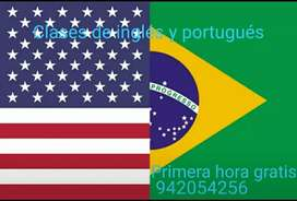 Clases de Inglés y Portugués