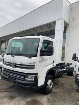 Chasis Turbo Volkswagen Delivery 11.180 modelo 2021