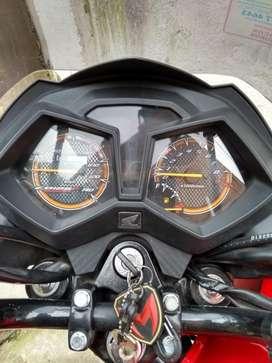 Honda Twister cb125f