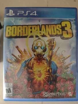 Juegos de ps4 borderlands 3