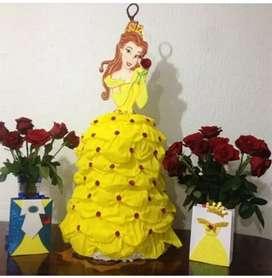 Piñatas Princesas Bella