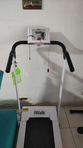 Banda Caminadora Iwalk