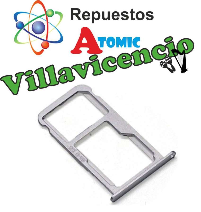 Bandeja Sim Card Mate 8 / Repuestos Atomic Villavicencio