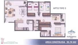 Cedo Apartamento en Multicentro Neiva La Nueva