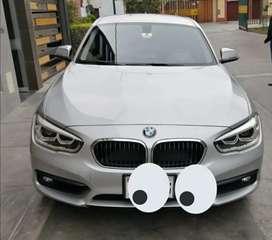 Ocasion , BMW 118i hatchback , se vende por renovación.