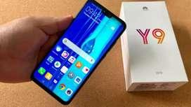 Huawei y9 2019 - en perfecto estado