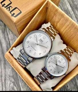 Reloj para parejas marca QYQ Original